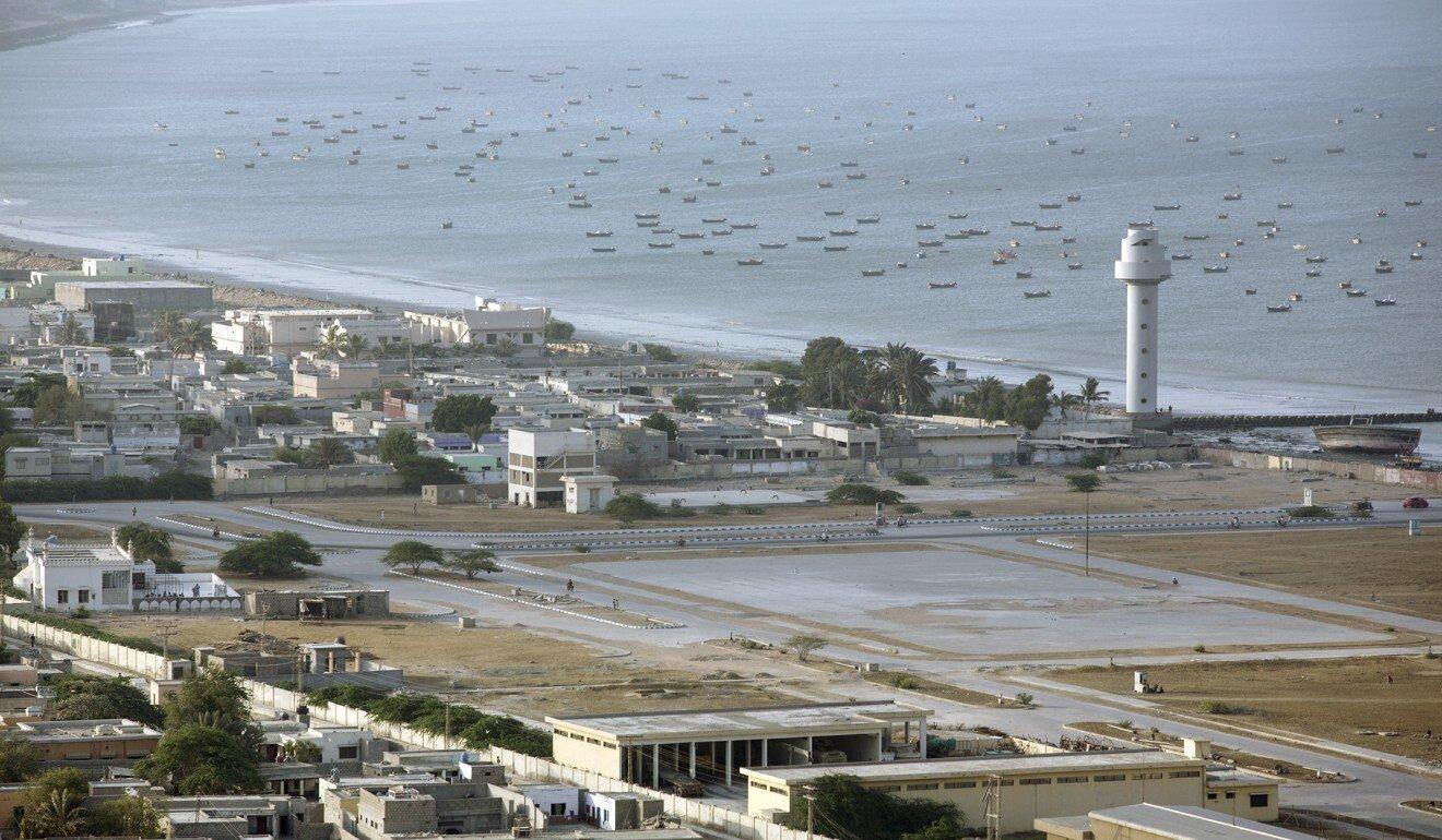 gửi hàng rời đi cảng Karachi