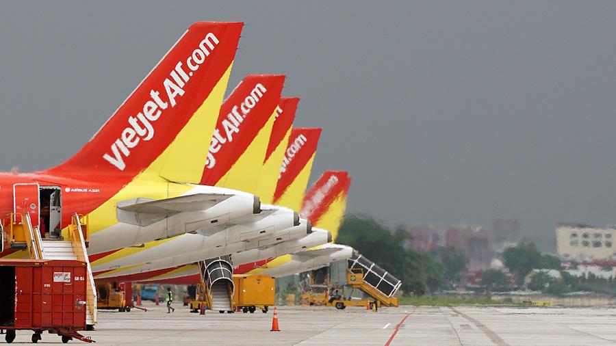 Hãng bay Vietjet Air