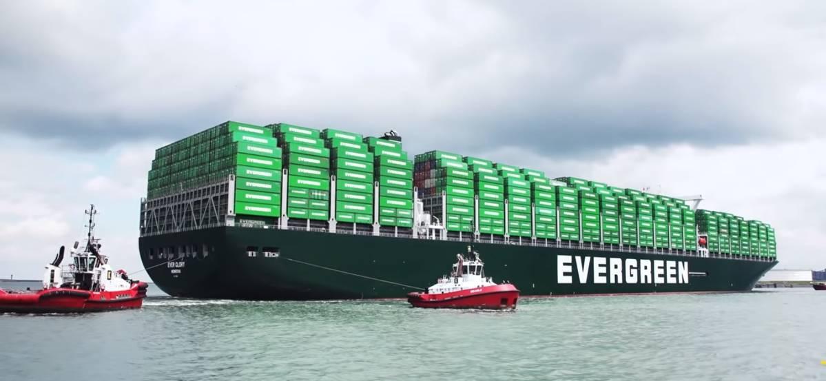 Hãng tàu Evergreen