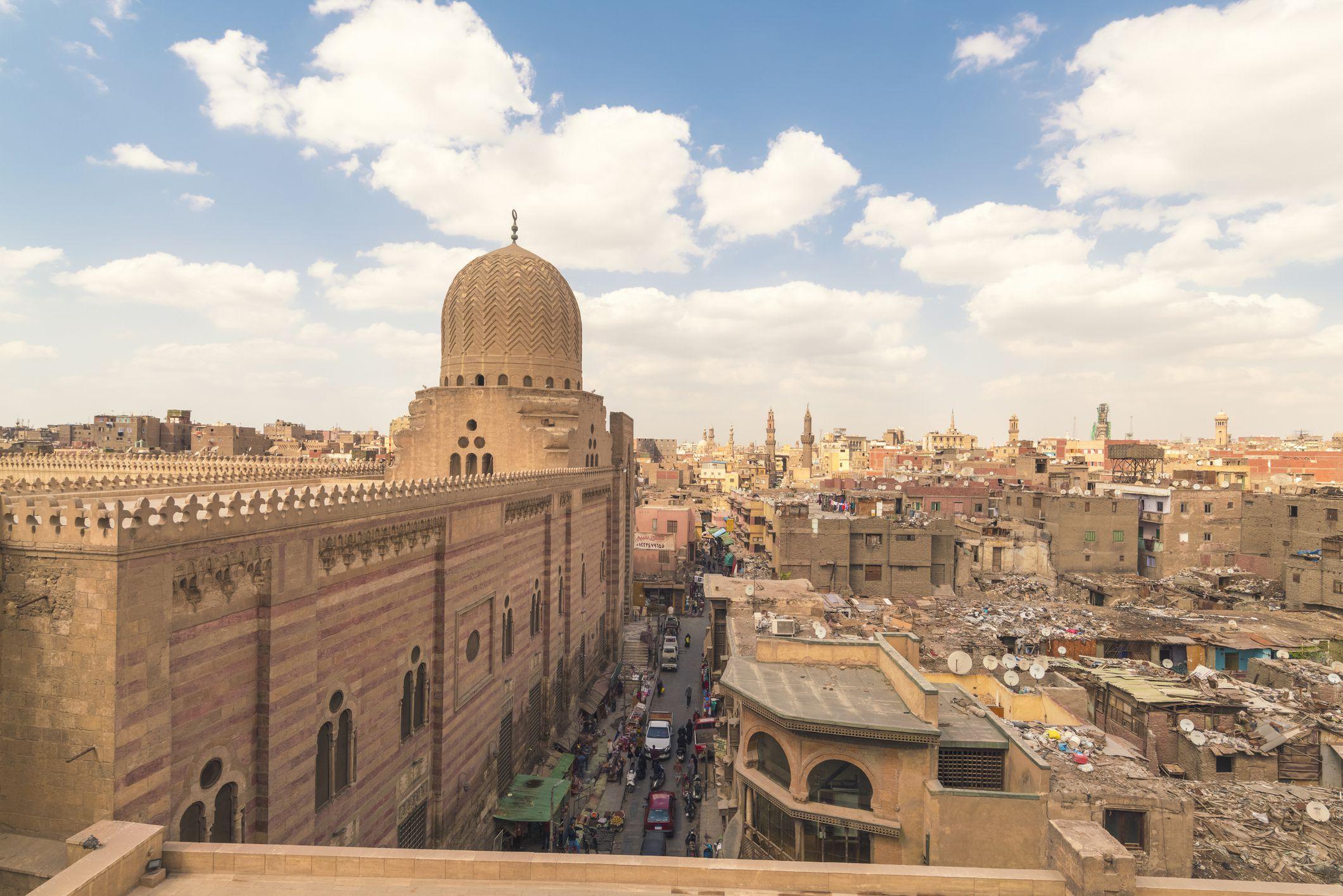 thủ đô Ai Cập- Cairo