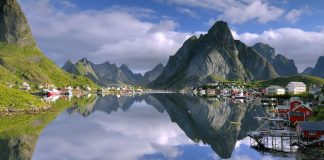 Vận chuyển đường biển Cần Thơ đi Na Uy