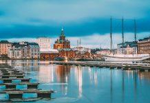vận tải biển Cần Thơ- Phần Lan