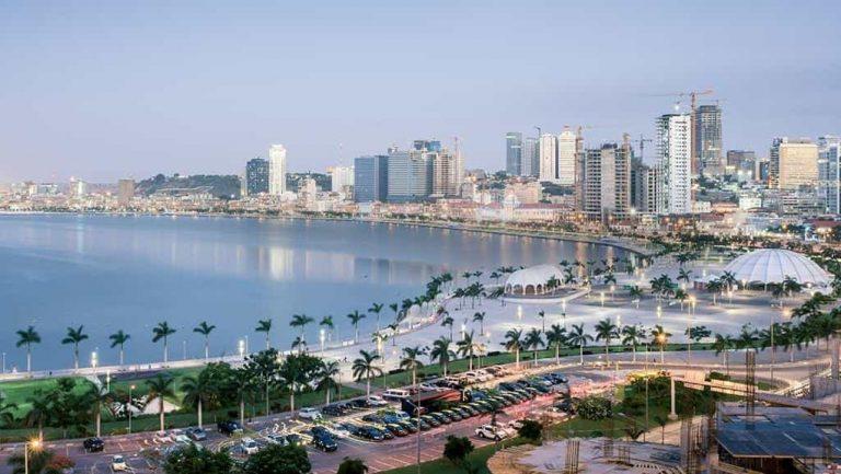 Vận tải đường biển từ Cần Thơ đi Angola giá rẻ nhất