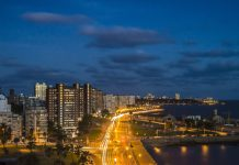 Vận tải biển hàng LCL Cần Thơ đi Uruguay