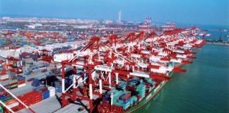 Vận tải biển hàng lẻ Cần Thơ đi Trung Quốc