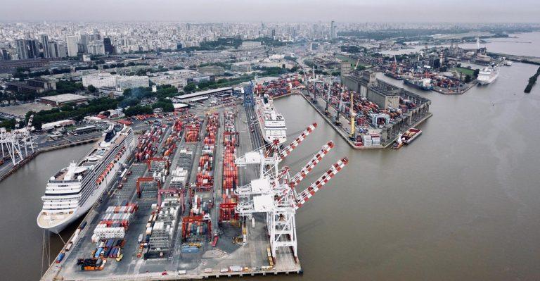 Vận tải đường biển từ Cần Thơ đi Argentina giá tốt nhất