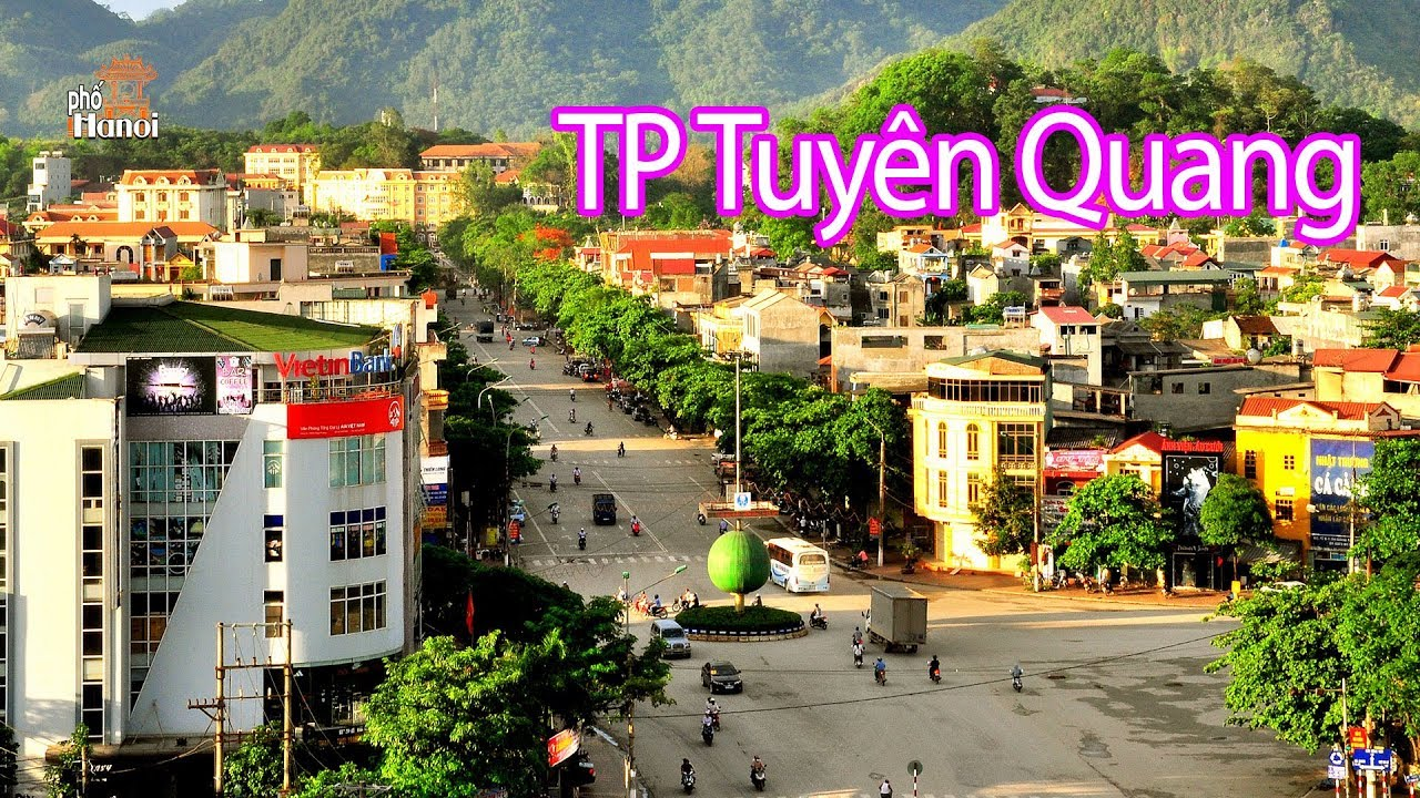 Vận tải đường bộ Cần Thơ đi Tuyên Quang