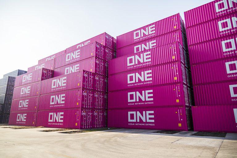 Dịch vụ vận chuyển container từ Cát Lái đi cảng Ningbo Trung Quốc.