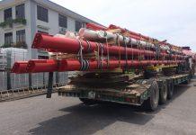 Vận chuyển máy móc thiết bị từ Hà Nội vào Cần Thơ
