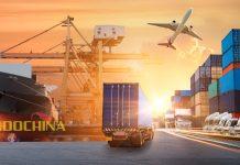 Dịch vụ gom hàng lẻ đi cảng Thiên Tân và các cảng khác tại Trung Quốc