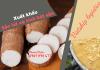 Dịch vụ Vận tải nội địa quốc tế, Thủ tục hải quan, Kiểm định hàng hóa dành cho doanh nghiệp Xuất khẩu sắn và sản phẩm từ sắn