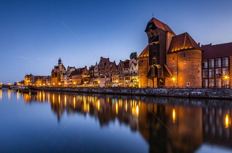 Dịch vụ vận tải đường biển từ HCM đi Gdańsk giá rẻ!