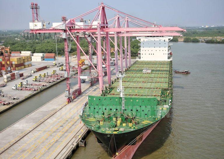 Cảng SP-ITC nâng cao năng lực khai thác để tiếp nhận thêm hàng hóa